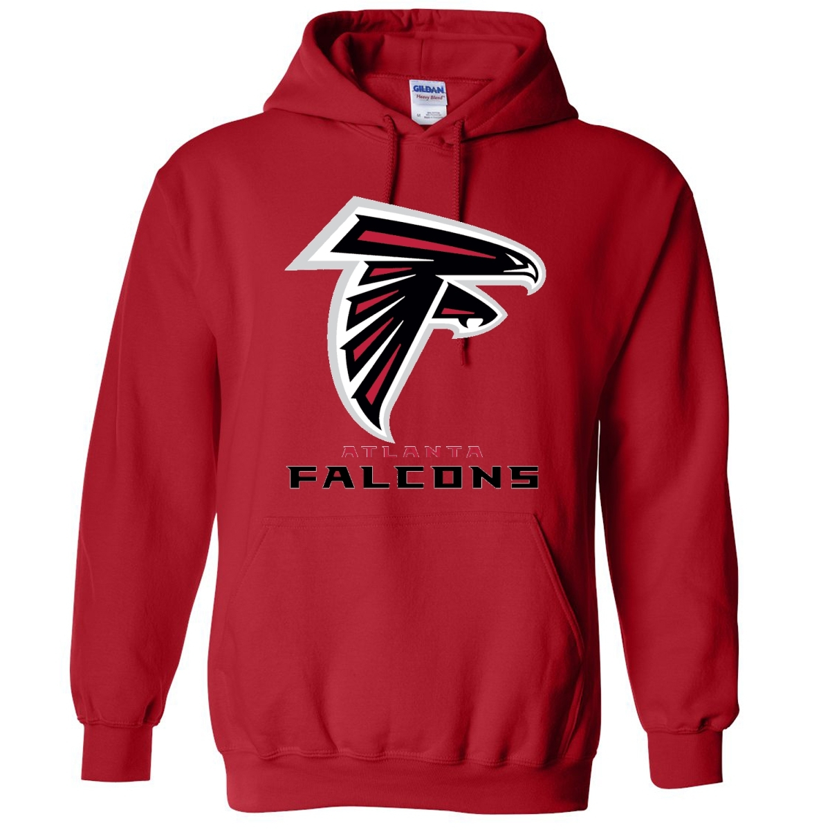 00018 FOOTBALL American football Atlanta Falcons Hoodie