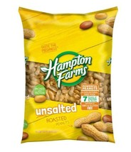 Hampton Farms Unsalted In-Shell Peanuts (5lbs) - $15.42