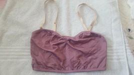 Weissman SA Purple Halter/Bra/Under Costume - $4.94
