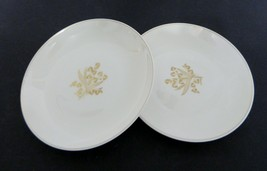Castleton China Golden Meadow by Philip Costigan Bread & Butter Plates U... - $14.84