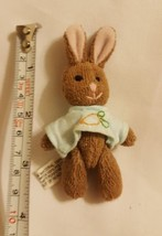Small Brown Bunny Rabbit Toy pre-owned - $14.91