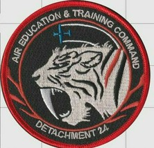 US Navy Air Education & Training Command Del Rio Patch 3.5'' - $13.85