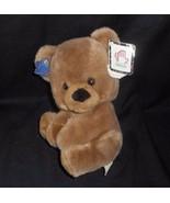 "9"" VINTAGE 1983 APPLAUSE BROWN BABY CHAPPY TEDDY BEAR STUFFED ANIMAL PLU... - $28.05"