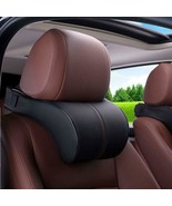 Auto Car Seat Headrest Head Pillow Travel Neck Rest Support Cushion Memo... - $32.18