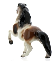 Hagen-Renaker Miniature Ceramic Horse Figurine Calico Pony Leg Up image 6