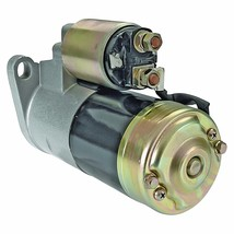 New Starter Fits Ford Tractor Compact 3-77 3-81 3-91 Shibaura Diesel 1983-2002 - $107.79
