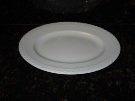 "Ralph Lauren Clearwater oval serving  platter 13 3/4"" - $35.59"