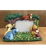 Winnie the Pooh Tigger Disney Picture Frame table could you move ground ... - $26.24