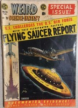 WEIRD SCIENCE-FANTASY #26 (1954) EC Comics Wood Crandall Flying Saucers ... - $49.49