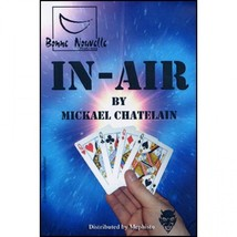 In Air by Mickael Chatelain Deck Playing Cards Close Up Magic Props magician - $14.84