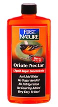 First Nature 3087 Orange Oriole Nectar Concentrate (Makes 80 oz.) 16 oz. - $13.75