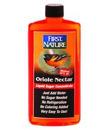 First Nature 3087 Orange Oriole Nectar Concentrate (Makes 80 oz.) 16 oz. - $13.19