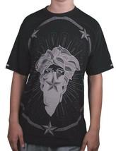 Crooks & Castles Uomo Nero Thuxury Bandito Medusa T-Shirt I1360707 Nwt
