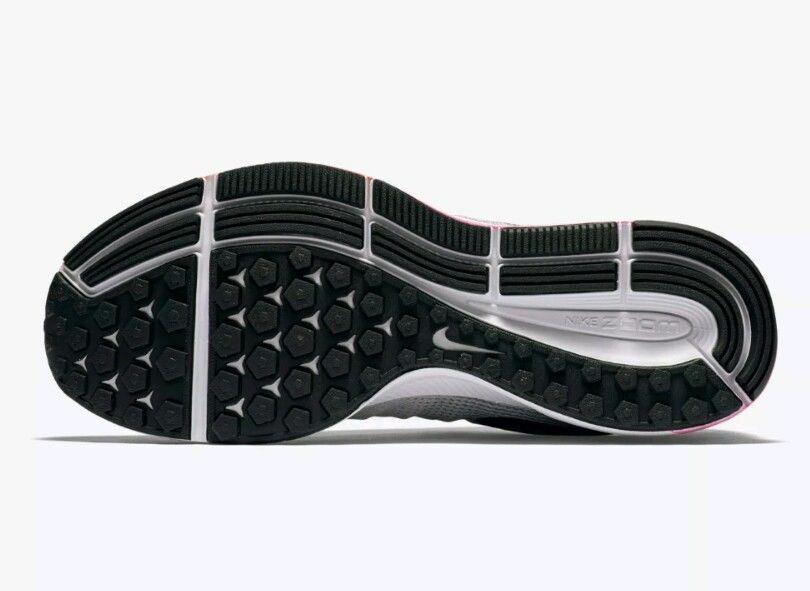 watch b254a ab77c Nike Air Zoom Pegasus 33 DONNA Scarpe Platino Nero Grigio 831356 006 Msrp.  Next. 1