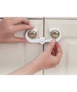 Safety First Grip And Go Cabinet Door Latches White - $19.99