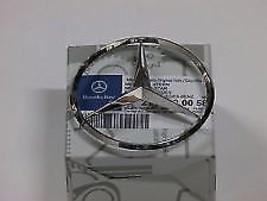 Genuine Mercedes-Benz Emblem 211-758-00-58 - $15.68