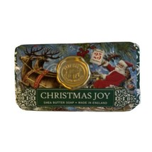 Michel Design Works Bath Bar Large Soap Christmas Joy Made with Shea Butter New - $19.70