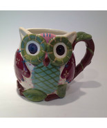 Ollie The Owl Pier 1 Imports Ceramic Coffee Mug - $14.99