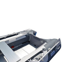 BRIS 8.2 ft Inflatable Boat Inflatable Pontoon Dinghy Raft Tender image 7