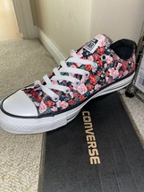 NEW Converse Chuck Taylor All Star Dark Floral Women's Size 8 Rare - $173.24