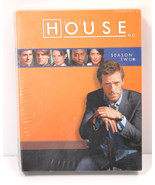 House MD - Season 2 TWO (***NEW***DVD Box Set) - Hugh Laurie- SEALED - $14.84