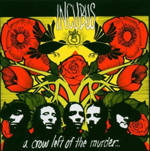 A Crow Left Of The Murder by Incubus Cd