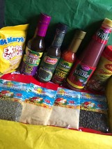 Jamaican Jerk Seasoning Box/Excellent Gift Idea/ Value Pack - $30.00