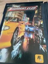 Sony PS2 Midnight Club: Street Racing image 2