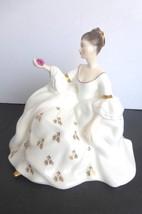Vintage Royal Doulton My Love Lady W/ Flower Figurine HN2339 - $63.36