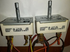 Part # wb24t10028 & Part # wb24t10026, 2 switches Included - $10.80