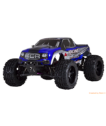 Redcat Racing Volcano EPX 1:10 Scale Electric Brushed 19T RC Monster Tru... - $229.99