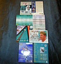 Dan Marino # 13 Miami Dolphins QB Football Trading Cards AA-19FTC3003 Vintage Co image 2