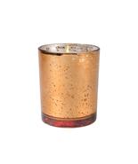 Aromatique Bourbon & Bergamot Scented Metallic Candle in Glass 12.5 oz.(... - $29.99