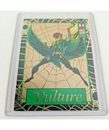 1994 Marvel Gold Web Limited Edition Card Vulture - $85.00