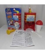 Manual Crank Spin McDonald's McFlurry Maker 2003 Original Box Unused NO ... - $49.45