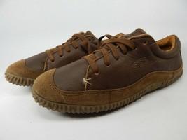 Keen Hilo Größe 7,5 M (D) Eu 40 Herren Schnürsenkel Freizeit Schuhe Dunkle Erde