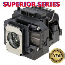 ELPLP58 V13H010L58 Superior Series -NEW & Improved Technology For Epson EBW10 - $59.95