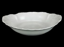 """Haviland Porcelain 9"""" Vegetable Serving Bowl, Ranson Pattern, Made In Fr... - $68.55"""