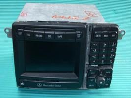 2002 MERCEDES S55 NAVIGATION RADIO A220 820 35 89 image 1