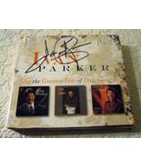 IVAN PARKER, CHRISTIAN/GOSPEL singer, Autographed 2009 CD Sing the Great... - $23.38