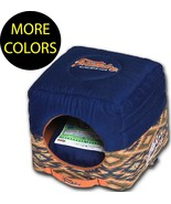 70's Vintage-Tribal Squared 2-in-1 Collapsible Folding Pet Dog Bed Beds ... - $52.49
