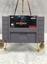 Mortal Kombat II (Super Nintendo Entertainment System, 1994) MK 2 SNES 3C - $16.82