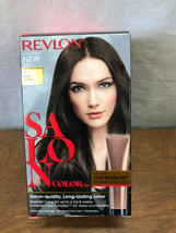 Revlon Salon Color - #4 Dark Brown - Color Booster Kit - 100% Gray Coverage - $9.05