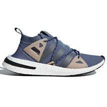 Adidas Originals Arkyn Blue Steel Grey Ash DA9606 Womens Running Shoes - £52.53 GBP