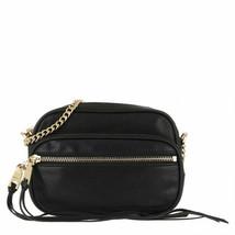 DKNY Shanna Mini Camera Bag Black Gold MSRP $248 - $129.03