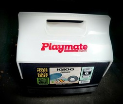 Igloo Playmate Mini Cooler New! Made In The Usa 4 QUARTS/3 Liters 6 12oz Cans - $19.80