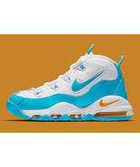 Nike Air Max Uptempo 95 White/Blue Fury-Canyon Gold | CK0892-100 - $138.78