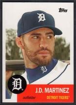 2016 Topps Archives J.D. Martinez #42 Detroit Tigers - $0.89