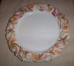 """EXCLUSIVE PACIFIC RIM PLATE 8 1/2"""" HAND PAINTED - $8.91"""