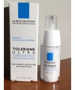 LA ROCHE-POSAY TOLERIANE ULTRA EYE CONTOUR 20ml Perfume Free - $26.24
